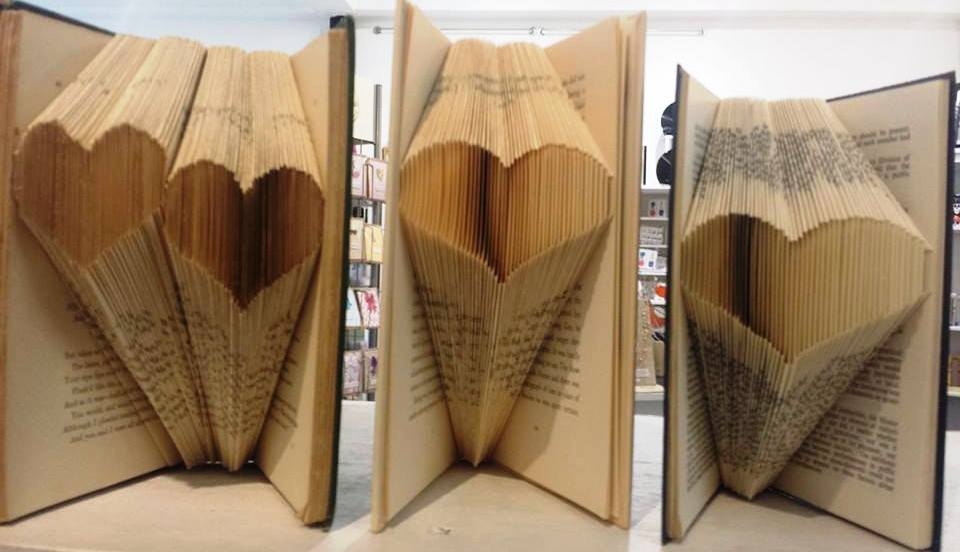 Learn Folded Book Art